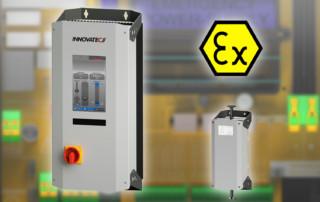 Ex-Schutz Option für ELAP, Innovatec Gerätetechnik GmbH Rheinbach