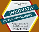 Innovatec Gerätetechnik GmbH - Innovation durch Forschung 2016 - 2017