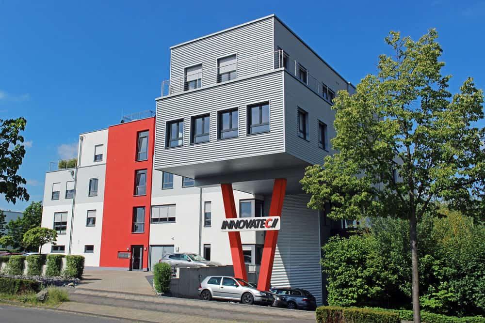 Innovatec Gebäude ab 2020