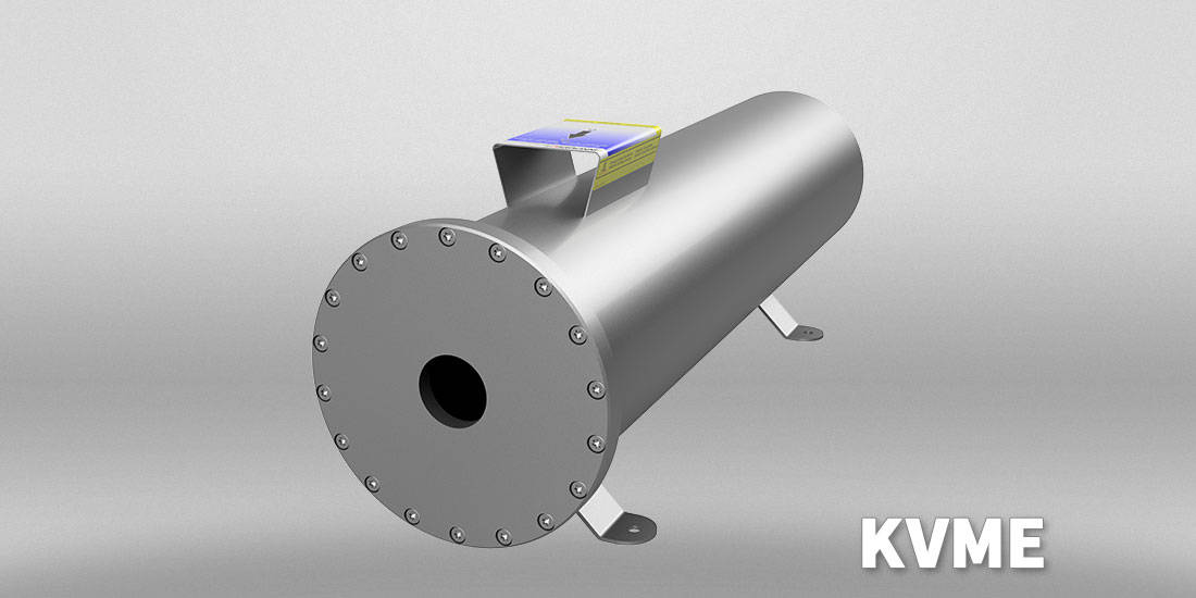 Ozonkatalysator (Ozondestruktor) KVME
