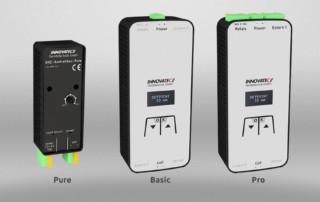 OMZ – Ozon Microzelle Kontrollbox Varianten